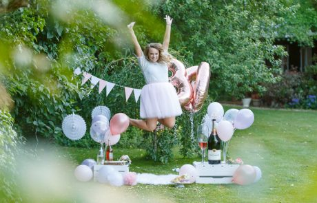 Adult Cake Smash Photography, High Wycombe, Buckinghamshire, 30th Birthday